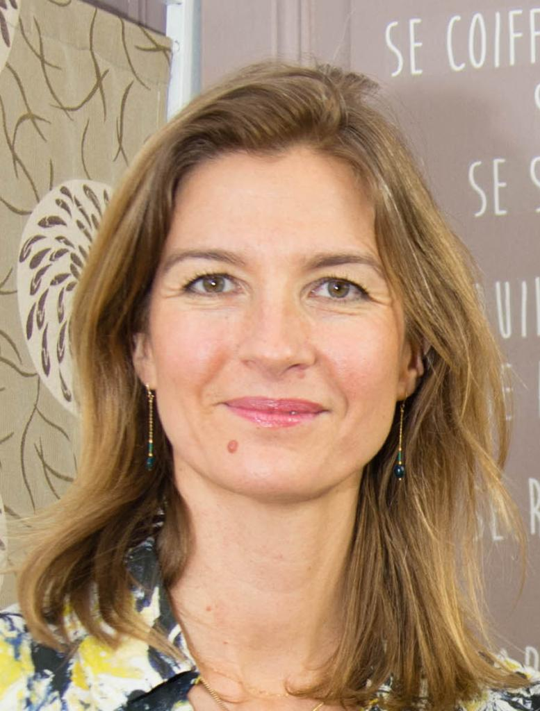 Laure Caille, coach et formatrice en communication non verbale